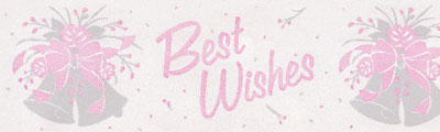 WF#37297《MB BEST WISHES BELLS POLY#40